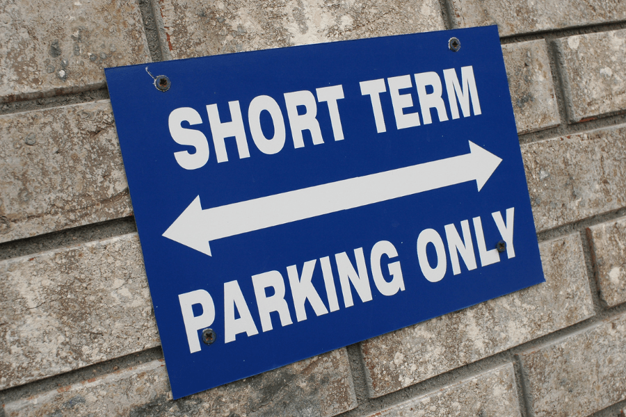 Mutual funds for the short-term