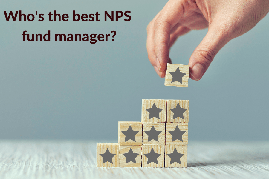 best nps fund manager
