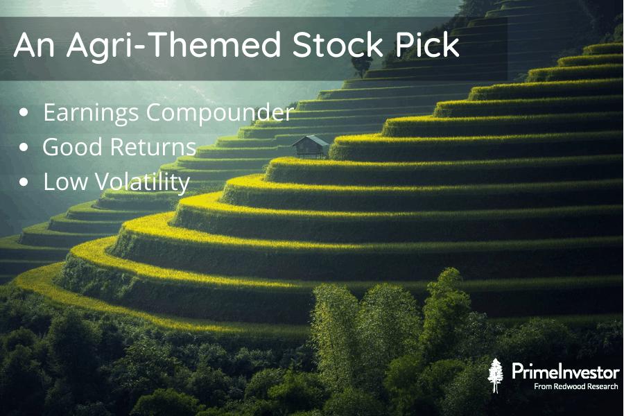 agri-theme stock